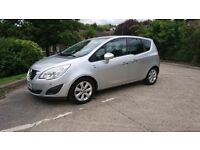 Vauxhall Meriva For Sale, Automatic, High Spec
