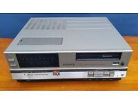 Job lot - Rare Betamax recorders x 4