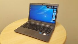 Samsung Series 5 Laptop - 6GB RAM, 500GB HDD & Genuine Microsoft Office 2010