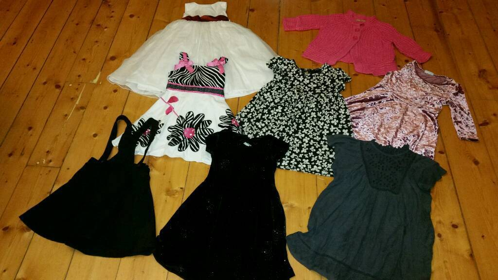 Girls bundle 4-5 years. Southside