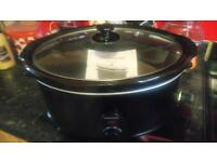 Large 6.5L Andrew James slow cooker