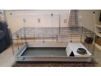Ferplast Rabbit 120 Guinea Pig and Dwarf Rabbit Cage