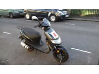 Scooter Keeway Hurricane 50cc low mileage very good condition