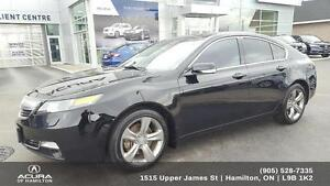 2014 Acura TL Base AWD, TECH PACKAGE