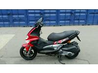 Gilera 125 runner 1 year mot