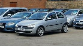 Corsa SRI 3dr, Full Service history. 2 previous owners. MOT until April 2017. Uni forces sale.