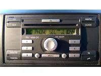 ford car cd/stereo