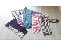 Bundle of size 12 maternity tops