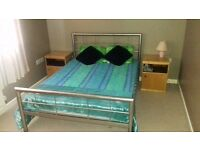 Rent a double room and a single room in very nice and clean house