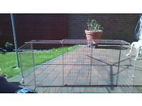 SAFETY FIRE GUARD - EXTENDABLE.