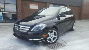 2013 Mercedes-Benz B-Class B250 SPORTS TOURER NAVIGATION BACK UP