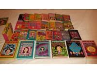 Kids book bundle - 33 x Jacqueline Wilson books