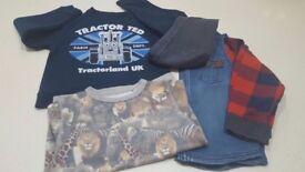 Boys Clothes Bundle age 2 - 3 years