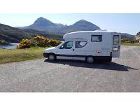 Citroen Romahome Duo campervan 2000