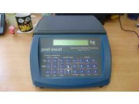Post Excel digital postage weighing scales - used but in good condition