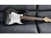 Electric Guitar & Accoustic Guitar