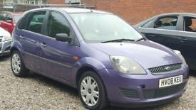 08 FORD FIESTA 1.2 FACELIFT - GENUINE 80K MILES - PX WELCOME