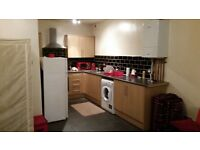 One bedroom furnished flat with parking