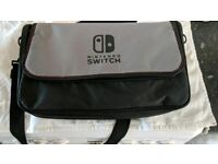 Nintendo switch official carry case