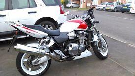 Honda CB1300 2003 new MOT