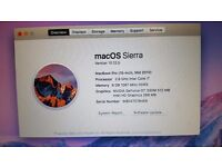 Apple Macbook Pro 15 inch **Reduced Price** (A1286 - Mid 2010)