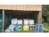 Kiln Dried Hardwood Logs - Delivery available