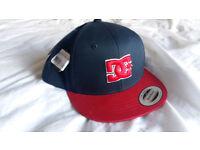 DC Snapback Cap, s/m