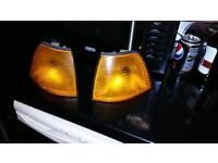 Bmw e36 orange indicators front