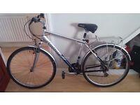 Hybrid Bicycle, 21 speed