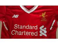 LFC Ladies Replica Home Shirt Medium 2017/18
