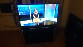 """Sony bravia led 48"""" tv in excellent condition. Very light."""