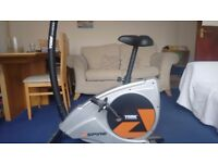 Exercise Bike. As good as new £50 no offers. York Fitness Aspire £50