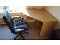 Free desk