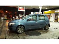 Fiat Punto 1.2 Active (2003/53 Reg) + 5 Door + Genuine 78k Miles + Ideal First Car +