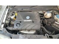VW POLO SEAT IBIZA 1.4 AUD ENGINE
