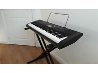 Keyboard Casio CTK-1150 with elevation stand