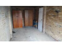 SORRY RENTED - Lock Up Garage For Rent LE4 Clean Dry inc Parking Space Quiet Safe Close Only £50pcm