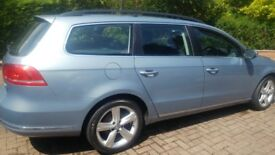 VW Passat SE Bluemotion Tech TDI Estate New MOT no Advisories and Taxed Aug 19 £38.Tax Std Gadgets