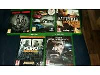 controller games Xbox one