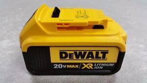 DeWALT 20V Max 4.0Ah Li-Ion Battery