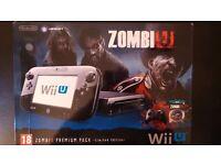 Nintendo Wii U ZombiU Premium Pack console NEW (WIIU1)