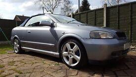 Vauxhall Astra Bertone Exclusive Convertible