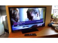 """31"""" led TV, with remote"""