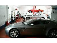 Jaguar cars, Aston Martin cars, specialist, service, northern Ireland