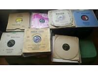 100 78 rpm records