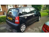 2006 1litre lady owner 5service stamps 4doors Car is insured taxed mot Ready to go valeted bargain