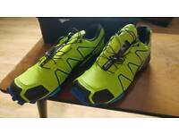 Speedcross 4 salomon trail shoes (size 10)