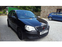 Volkswagen Polo 1.2 E 3dr LOW MILEAGE!! 2 LADY OWNERS INTERIOR LIKE NEW