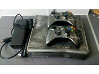 Xbox 360 elite Limited edition & games