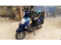 50cc lintek scooter 2012